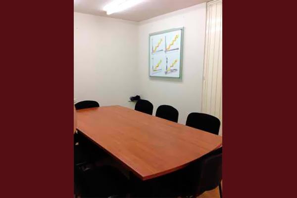 sala de juntas cuatro sillas xalapa
